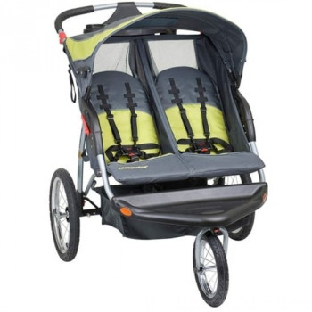 Stroller rental at Oxbow Meadows Environmental Learning Center