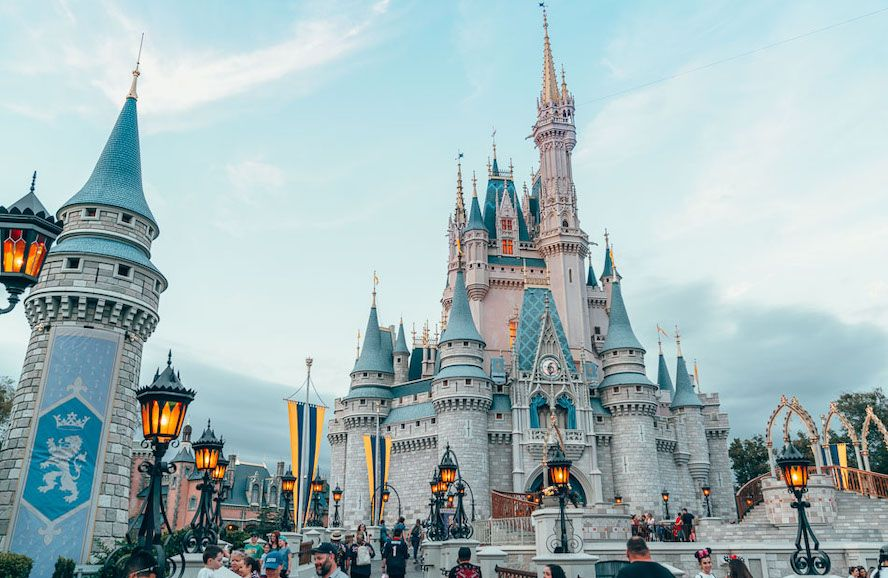Disney World before covid - Cloud of Goods