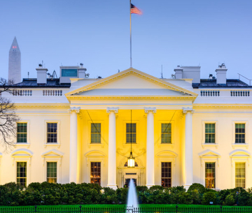 White House - Cloud of Goods
