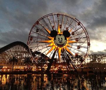 Cloud of Goods at Disneyland Rentals
