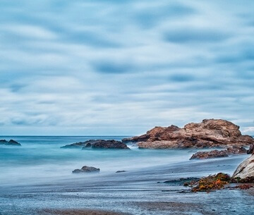 Cloud of Goods at Crystal Cove Laguna Beach Strollers
