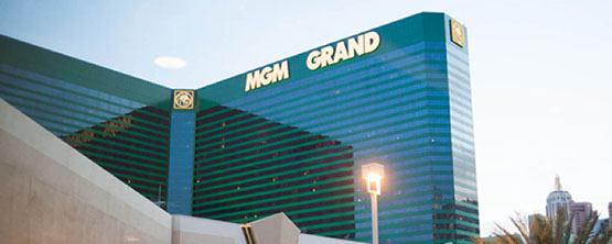 Cloud of Goods at MGM Grand Wheelchairs