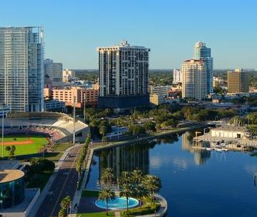 Cloud of Goods at Port Tampa Bay
