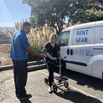 Scooter Rental San Francisco >> San Francisco Scooters Strollers Wheelchair Rentals Delivered