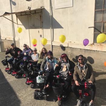 New York ecv scooter rentals