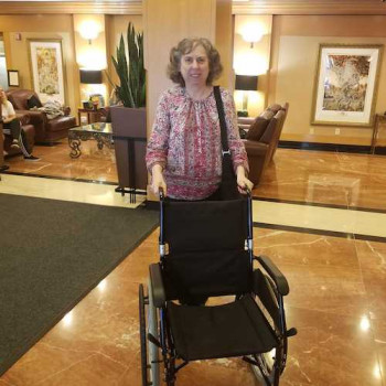 Atlanta wheelchair rentals