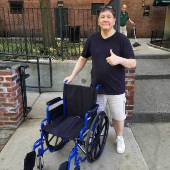 Rent wheelchair Atlanta