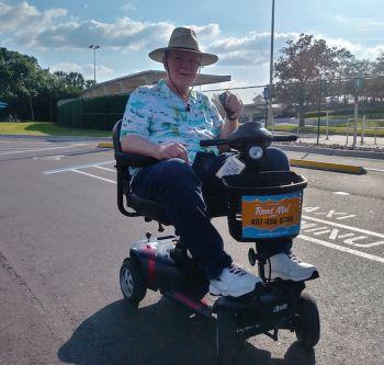 Anaheim scooter rental
