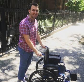 Anaheim wheelchair rental