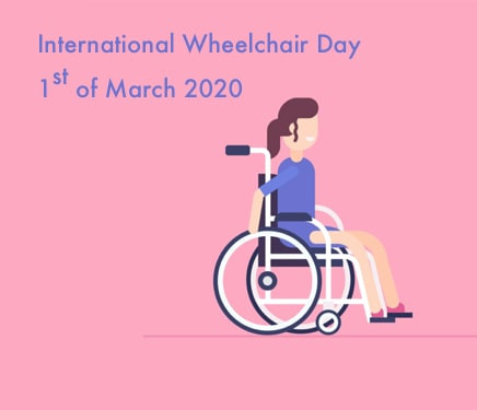 International Wheelchair Day 2020
