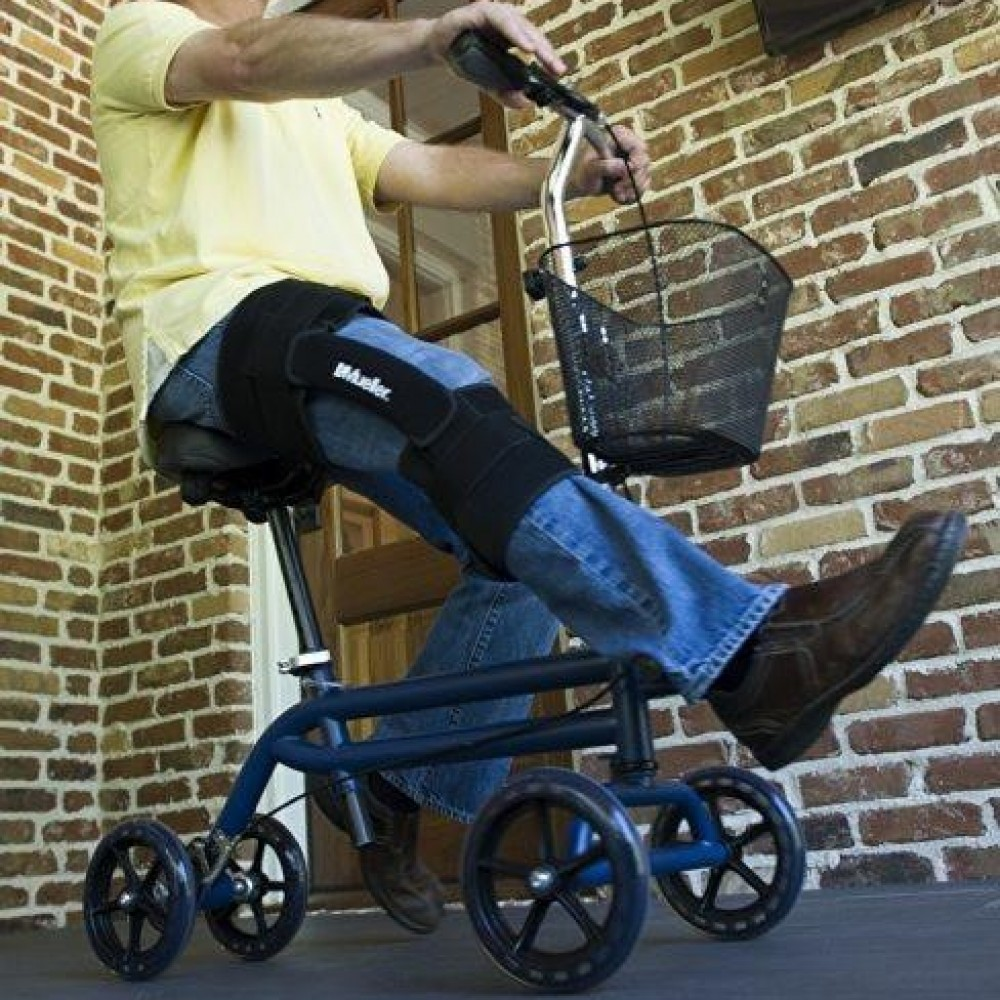 Seated Manual Scooter
