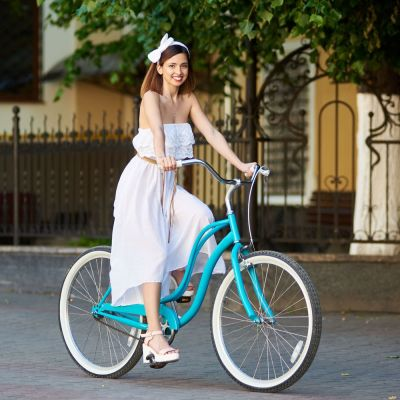 Women's Cruiser Bike rental in New York City - Cloud of Goods