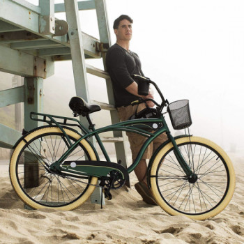 Men's Cruiser Bike rentals - Cloud of Goods