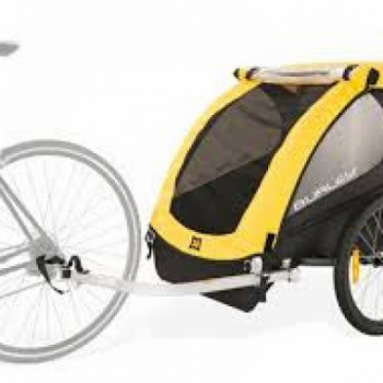 Kid's Bike Trailer rentals in New York City - Cloud of Goods