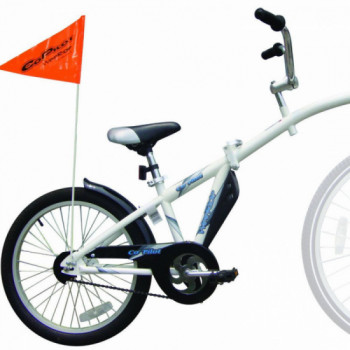 Co-Pilot Bike Trailer rentals in San Diego - Cloud of Goods