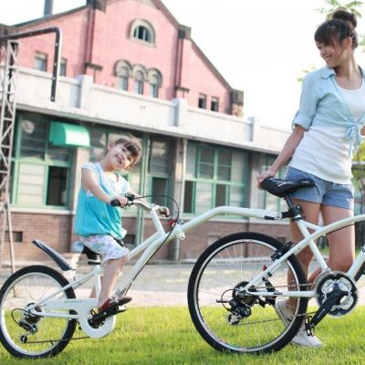 Co-Pilot Bike Trailer rentals in San Francisco - Cloud of Goods