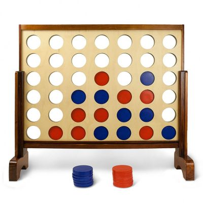 Giant Connect 4 in a Row rentals in Orlando - Cloud of Goods
