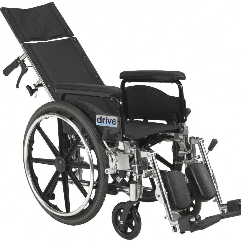 Reclining Wheelchair 20 inch rentals in Seattle - Cloud of Goods
