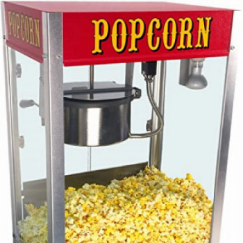 Popcorn machine rentals in Pigeon Forge - Cloud of Goods