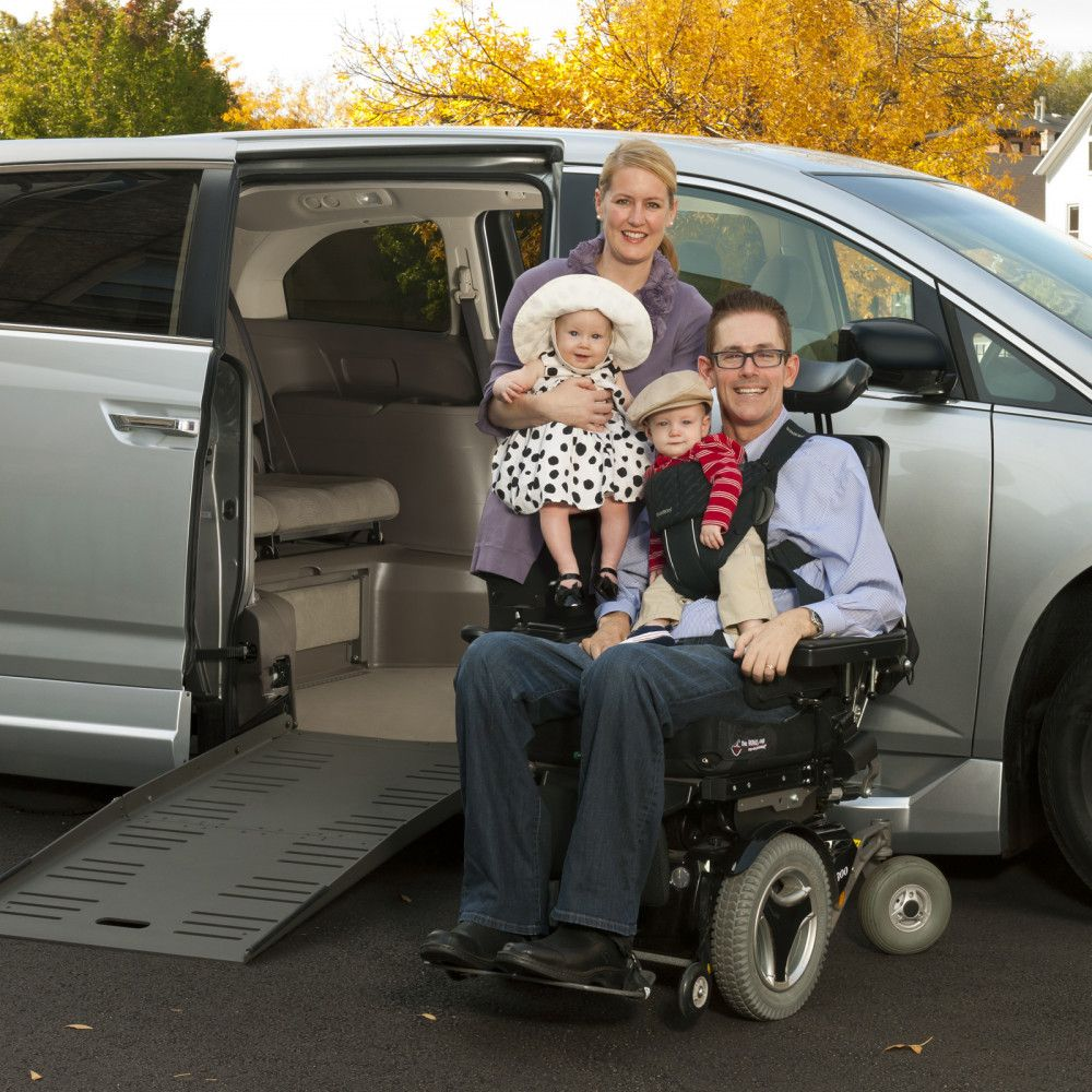 Wheelchair accessible van rentals in San Jose - Cloud of Goods