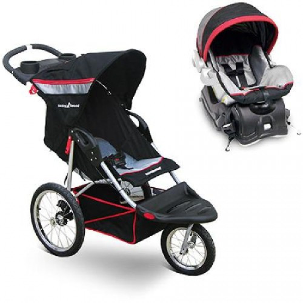 Jogging Travel System