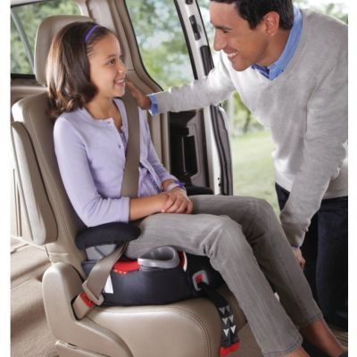 Booster car seat rental New Orleans