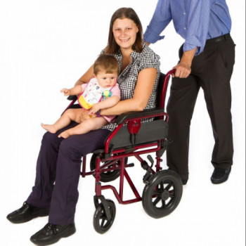 Lightweight Transport Wheelchair  rentals in Orlando - Cloud of Goods