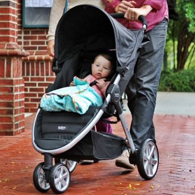 Standard Baby Stroller rental in San Francisco - Cloud of Goods