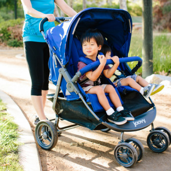 Double Stroller rentals in Pigeon Forge - Cloud of Goods