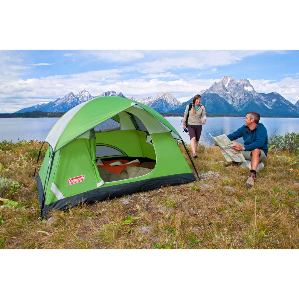 4-person camping tent