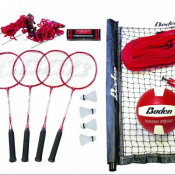 Volleyball & badminton set rentals in New York City - Cloud of Goods