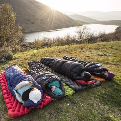 Sleeping pad rental