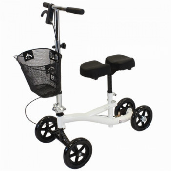 Knee Scooter with Basket rentals in Las Vegas - Cloud of Goods