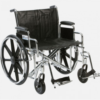 Extra Wide Standard Wheelchair rentals in New Orleans - Cloud of Goods