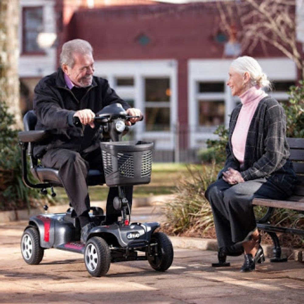 Heavy Duty Mobility Scooter rentals in San Antonio - Cloud of Goods