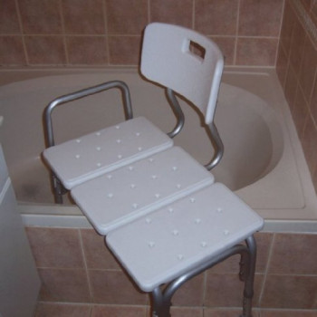 Shower Stool Transfer Bench rentals in Miami - Cloud of Goods