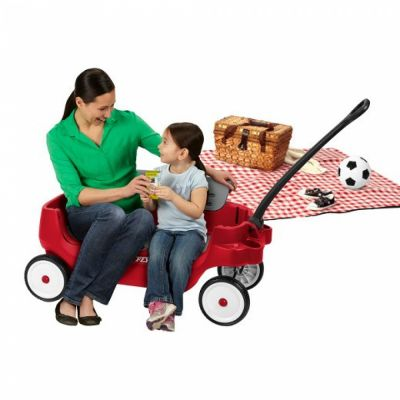 Wagon double stroller