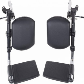 Elevating Leg Rests for Wheelchair rentals in Los Angeles - Cloud of Goods
