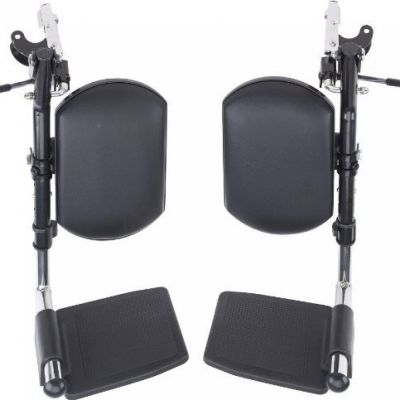 Elevating Leg Rests for Wheelchair rentals - Cloud of Goods