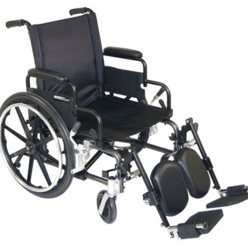 Elevating Leg Rests for Wheelchair