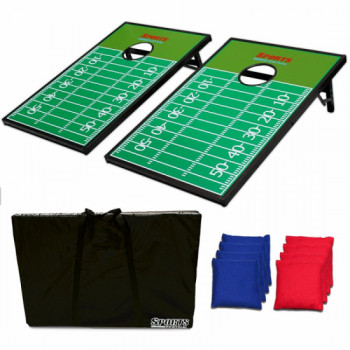 Corn hole game set rentals in New York City - Cloud of Goods