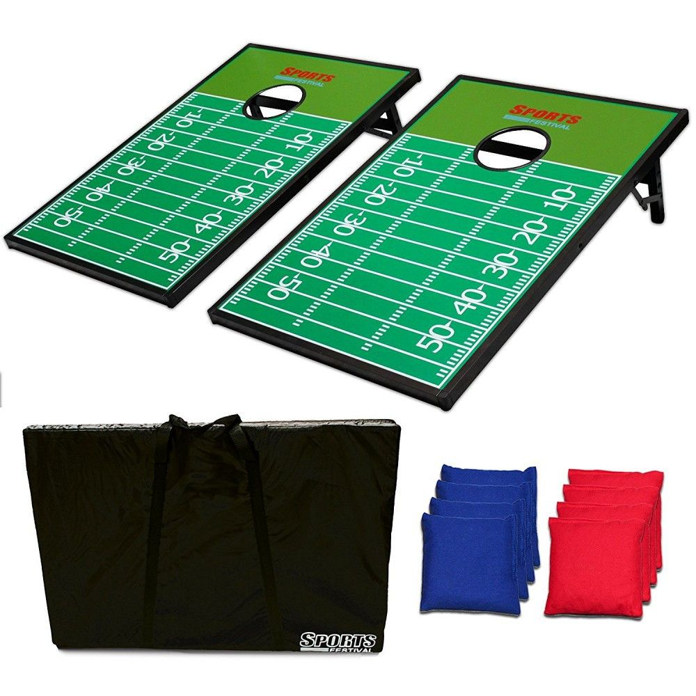 Corn hole game set rentals in San Francisco - Cloud of Goods