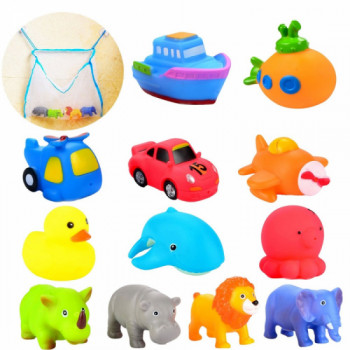Bath Toy Set rentals in San Francisco - Cloud of Goods