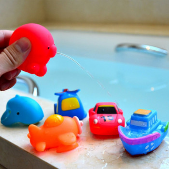 Bath Toy Set rentals in Tampa - Cloud of Goods