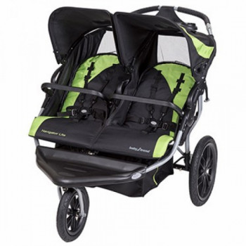 Double Jogger Stroller rentals in New York City - Cloud of Goods