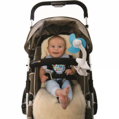Stroller Fan rentals in New York City - Cloud of Goods