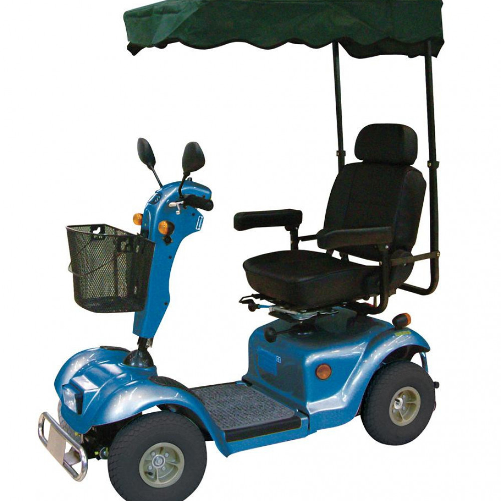 Canopy for Mobility Scooter rentals in Orlando - Cloud of Goods