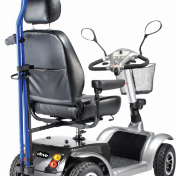 Cane and Crutch Holder Mobility Scooter rentals in Atlanta - Cloud of Goods
