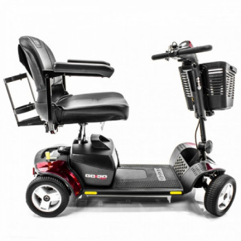 Oxygen Tank Holder Mobility Scooter rentals in Atlanta - Cloud of Goods