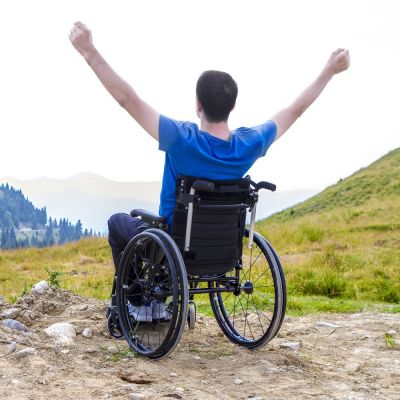 Standard Wheelchair rental in San Diego - Cloud of Goods